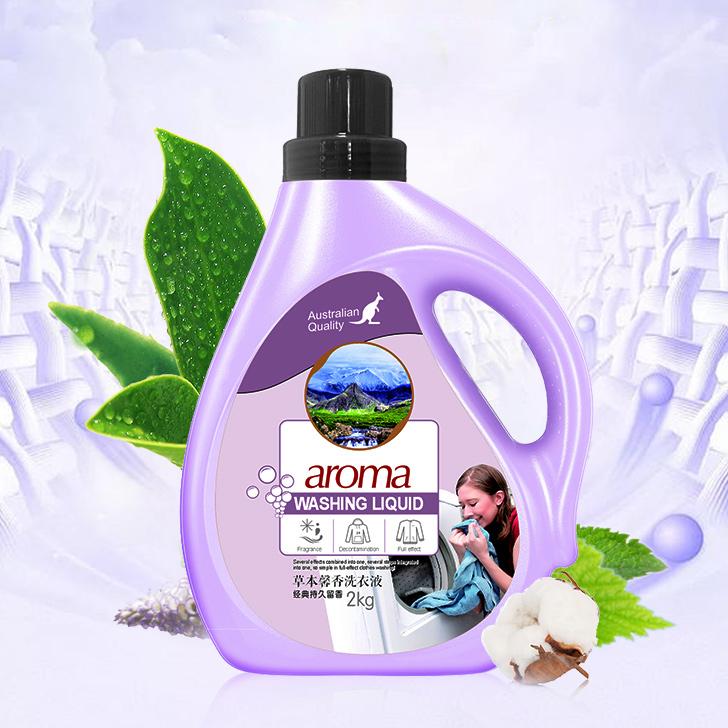 港码-草本馨香洗衣液